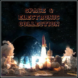 VA - Space and Electronic Collection (4 CD) (2013)