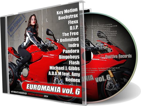 Euromania Vol. 6 (2014)